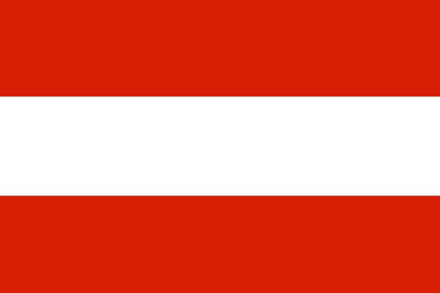 Flagge Austria